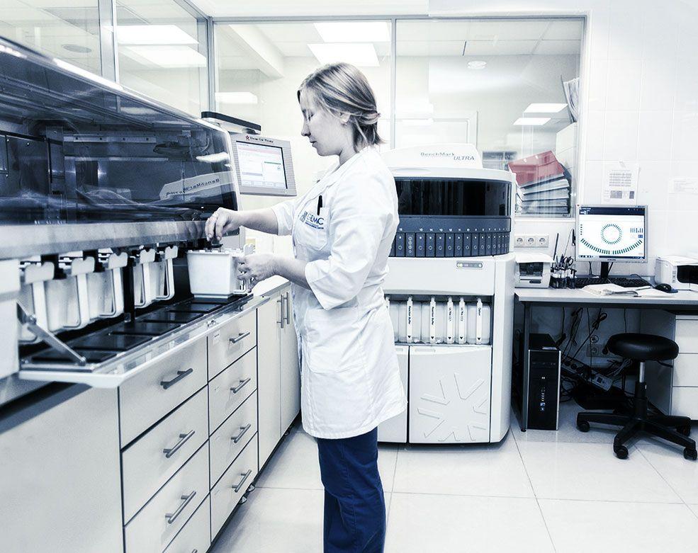 Лаборатория EMC