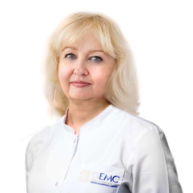 ALEXEEVA Inna, Obstetrician-gynecologist, клиника ЕМС Москва