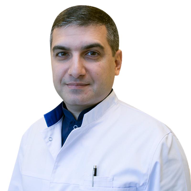 AJRAPETYAN Robert, leading dermatologist, cosmetologist, клиника ЕМС Москва