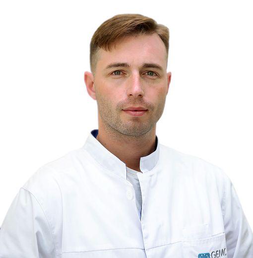 СЕМЕНОВ Николай, Врач ультразвуковой диагностики, врач первой квалификационной категории, клиника ЕМС Москва