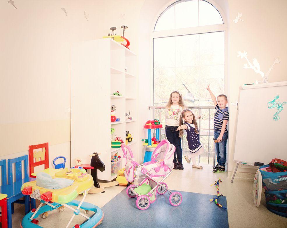 Все виды диагностики в детской клинике EMC