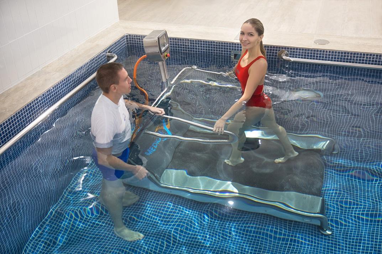 Подводный тренажер