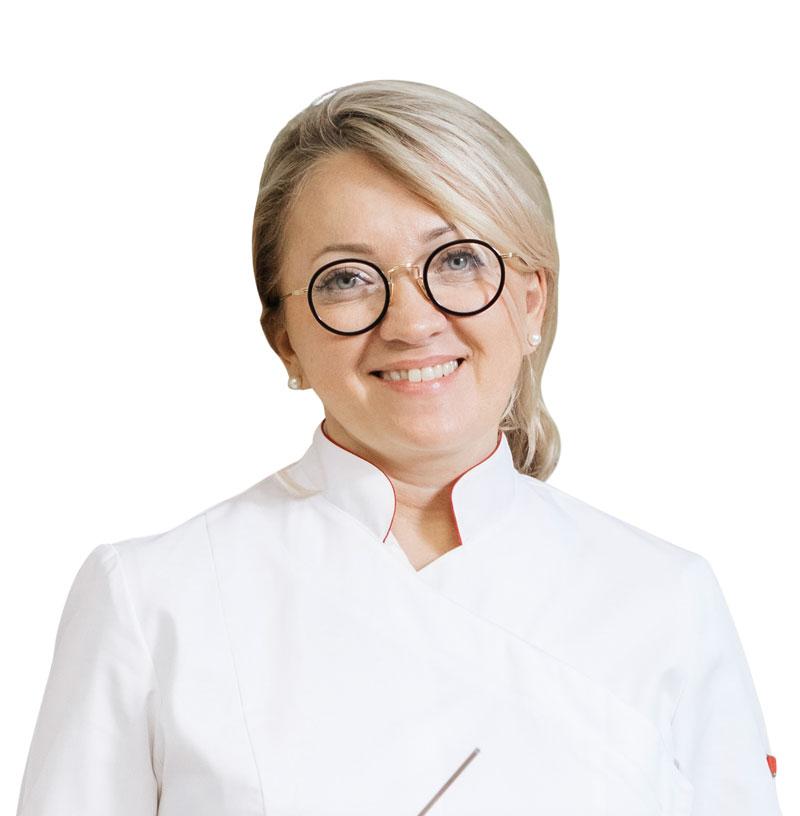 НЕРСЕСЯН Марина, Врач-оториноларинголог, клиника ЕМС Москва