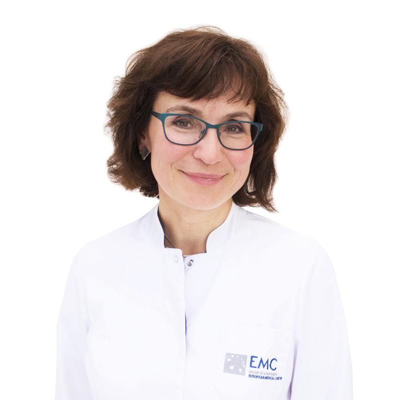 Метелева Наталья, Нефролог, клиника ЕМС Москва