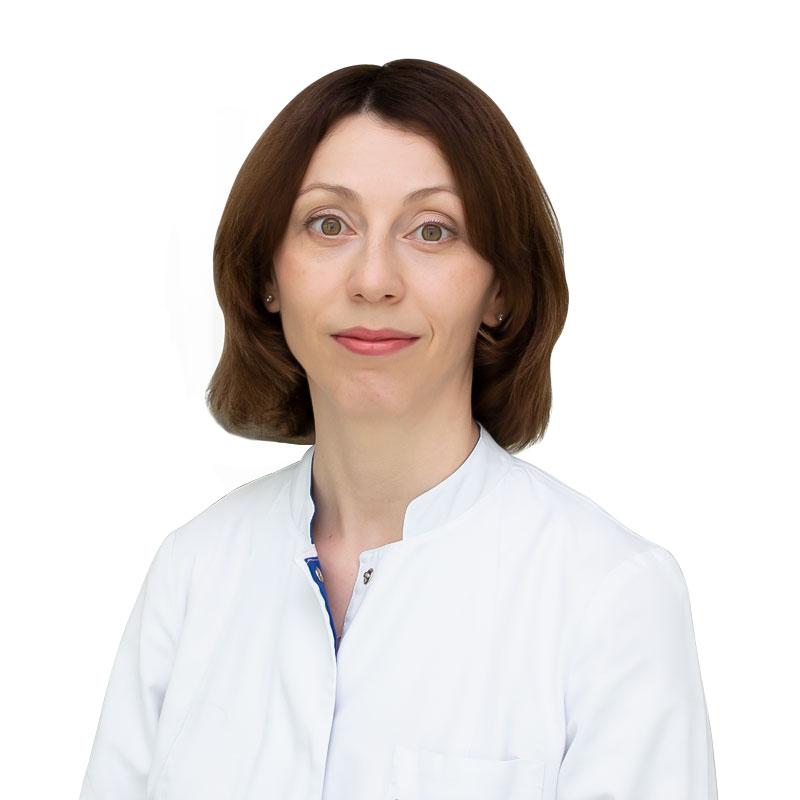 ГОЛЬДБЕРГ Надежда, Невролог, к. м. н, клиника ЕМС Москва