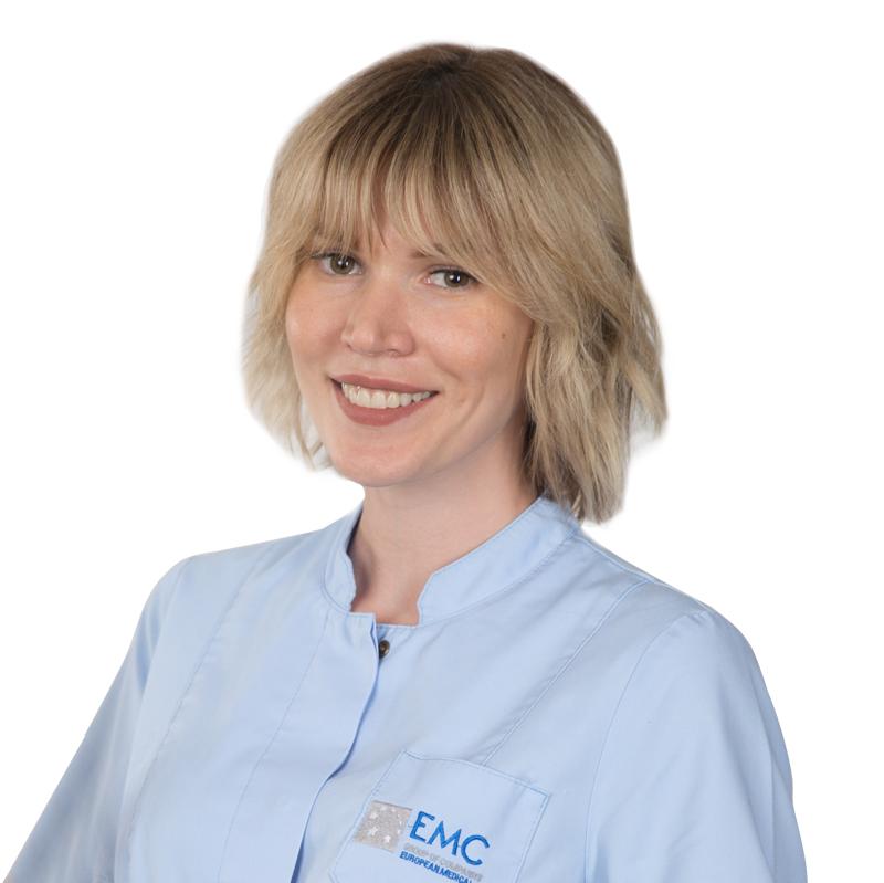 КОНОВНИЦЫНА Мария, Детский стоматолог, клиника ЕМС Москва