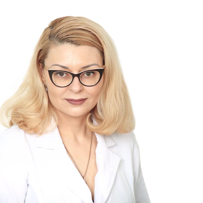 ВАХАБОВА Юлия, Онколог, клиника ЕМС Москва