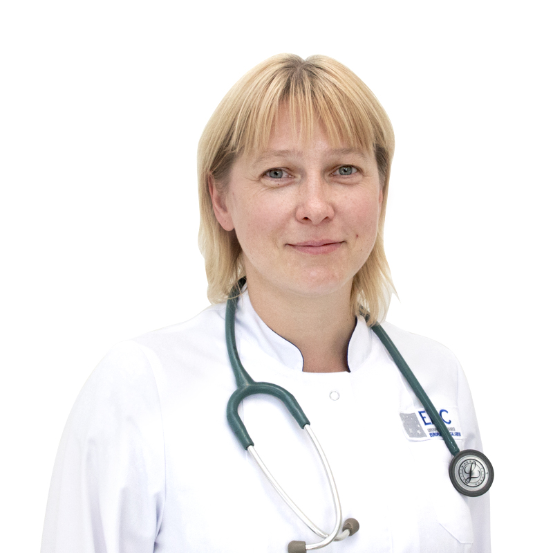 DAVYDOVA Irina, INFECTIONIST, клиника ЕМС Москва