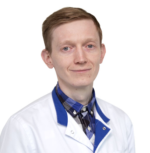 ЕЛИСЕЕВ Юрий, невролог, клиника ЕМС Москва
