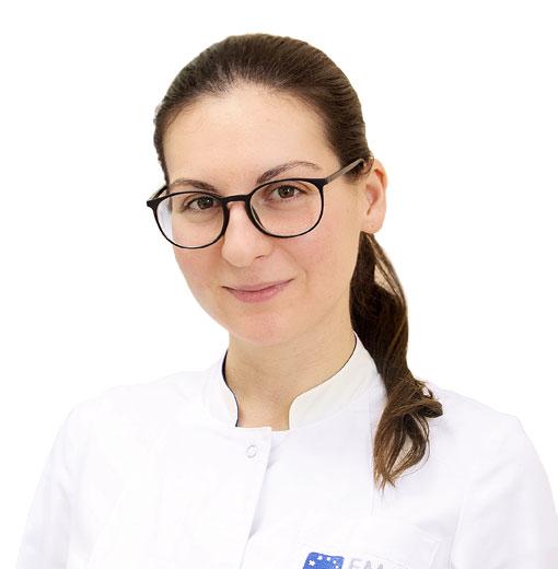 АСКАРИЯ Ману, Педиатр, клиника ЕМС Москва