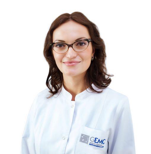 ТАРАРАШКИНА Елена, Акушер-гинеколог, репродуктолог, клиника ЕМС Москва