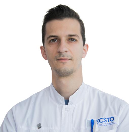 GERASIMOV Denis, Orthopedic surgeon-traumatologist, клиника ЕМС Москва