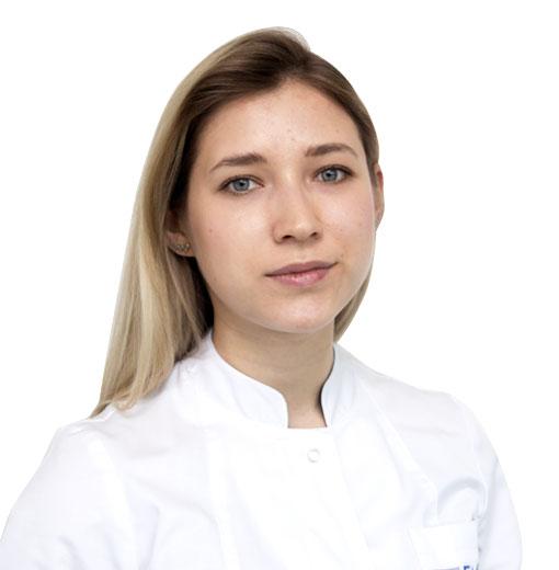 РИЗВАНОВА Алина, врач-невролог, клиника ЕМС Москва