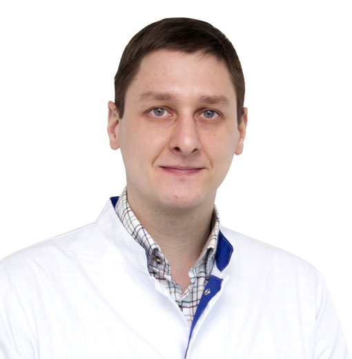 SHCHELUKHIN Alexandr, neurologist, functional diagnostics doctor, клиника ЕМС Москва