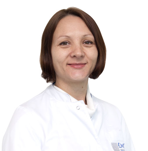 ТИШКОВА Инна, врач-невролог, клиника ЕМС Москва