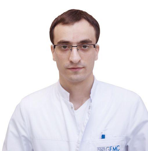 TEDEEV Rustam, Urologist, andrologist, клиника ЕМС Москва