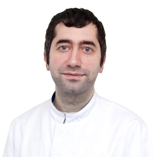ВОЛКОВ Сергей, Невролог , клиника ЕМС Москва