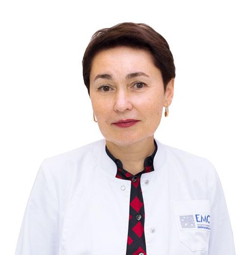 LEONOVA Natalia, Doctor of ultrasound diagnostics, клиника ЕМС Москва