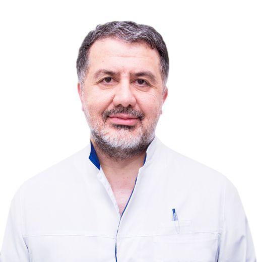 КАВТЕЛАДЗЕ Заза, Эндоваскулярный хирург, клиника ЕМС Москва