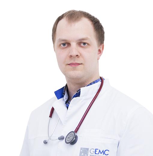 КУЗНЕЦОВ Артем, Анестезиолог-реаниматолог, клиника ЕМС Москва