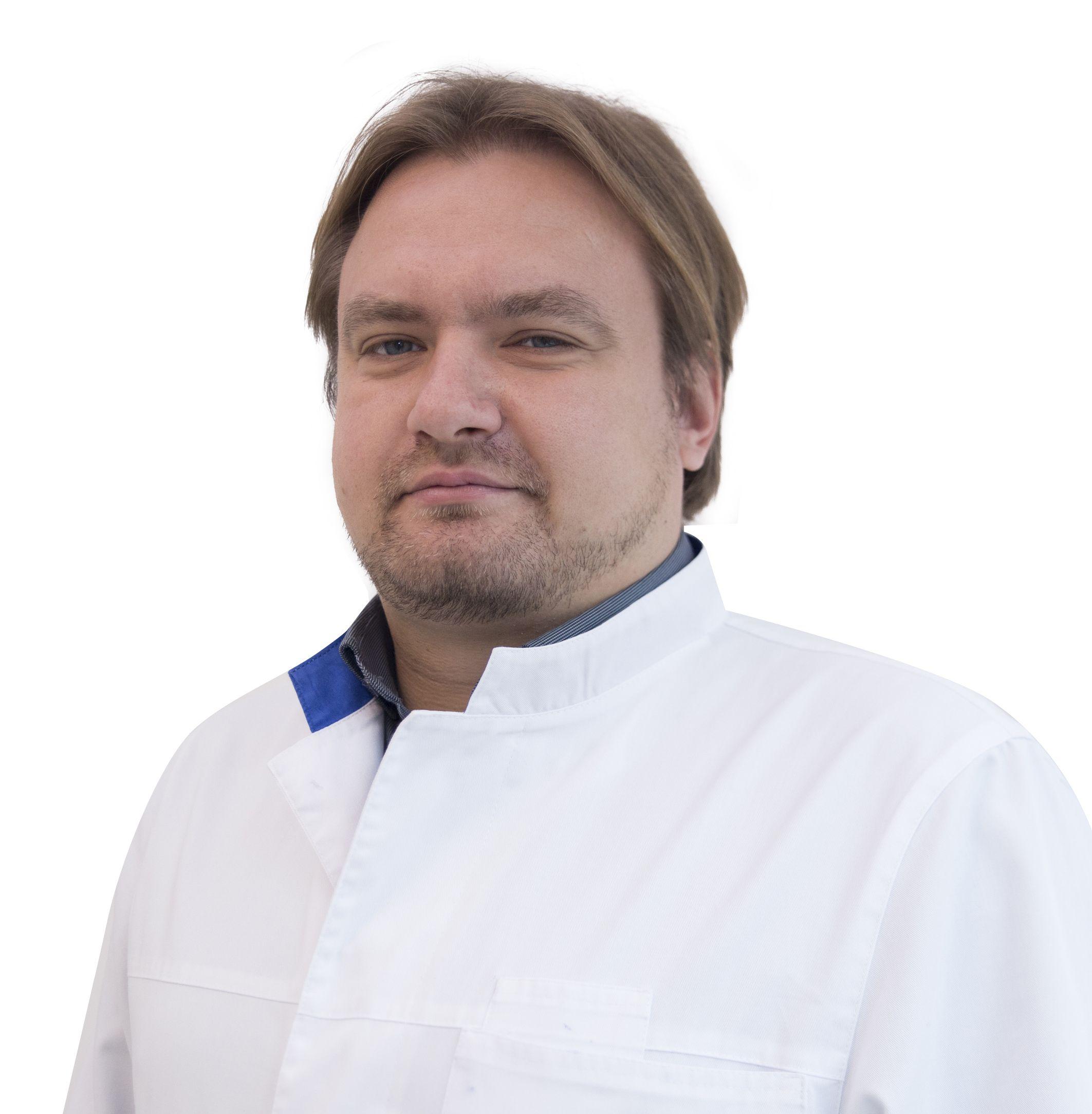 Шафаренко Алексей, Врач-психиатр, клиника ЕМС Москва