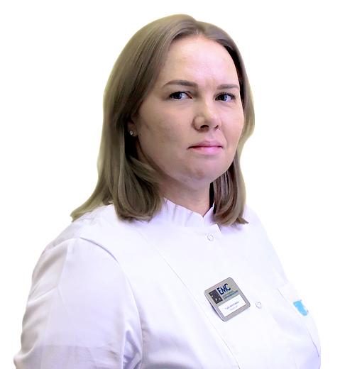 КЕНЧАДЗЕ Юлия, Врач-педиатр, клиника ЕМС Москва