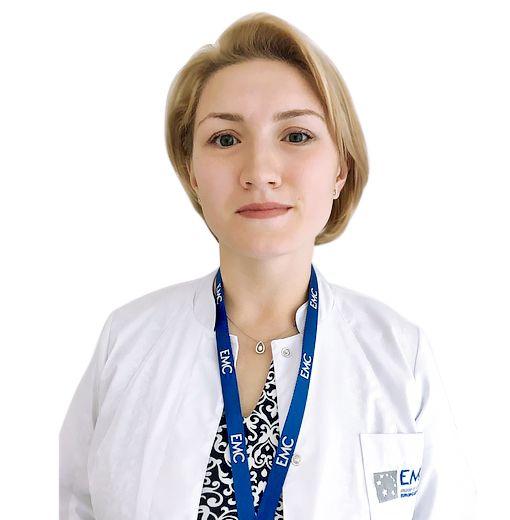 GONCHAROVA Irina, Psychiatrist, gerontologist, клиника ЕМС Москва