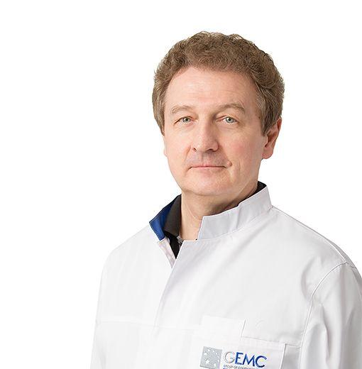 Emelin Evgeny, Neurologist, клиника ЕМС Москва