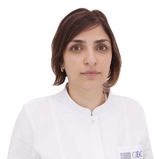 AGASARYAN Emma, Psychotherapist, psychiatrist, клиника ЕМС Москва