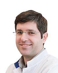 Акимов Виталий Сергеевич – невролог клиники неврологии и нейрохирургии ЕМС. Лечение заболеваний нервов.