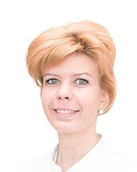 Аникьева Евгения Анатольевна - кардиолог, специалист УЗИ клиники сердца и сосудов ЕМС. Эхокардиография при нарушениях ритма сердца.