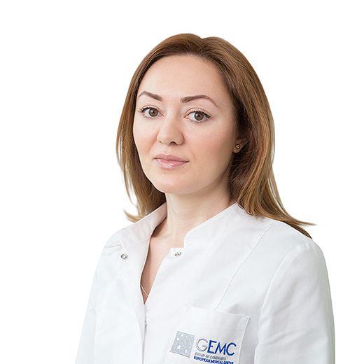 ALESKEROVA Pervane, Ophthalmologist, клиника ЕМС Москва