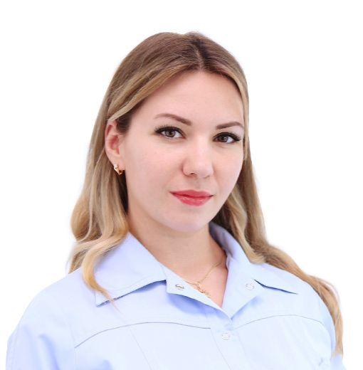 ALTAPOVA Ludmila, Osteopath, клиника ЕМС Москва
