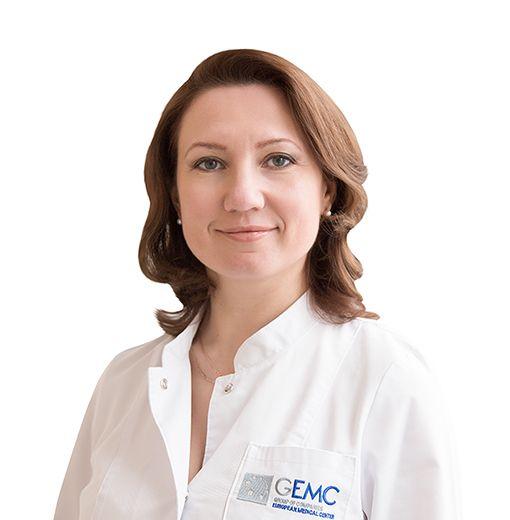 ARKHAROVA Natalia, Doctor of Clinical Laboratory Diagnostics, клиника ЕМС Москва