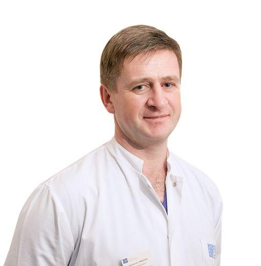 ARISTOV Aleksander, Anesthesiologist, клиника ЕМС Москва