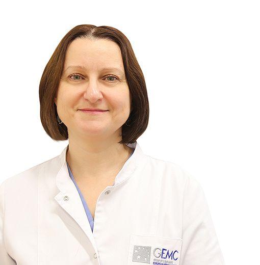 AVSTRIEVSKIKH Marina, Cardiologist, клиника ЕМС Москва