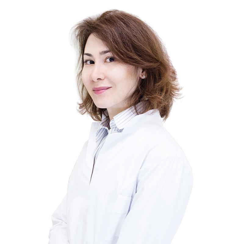 AZIMOVA Rano, SURGEON, PLASTIC SURGEON, клиника ЕМС Москва