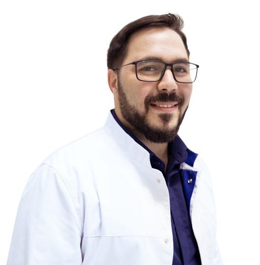 ALFARAJ Anas, ENDOCRINOLOGist, Diabetes specialist, клиника ЕМС Москва