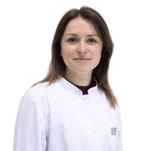 URBANOVA Ksenia, ENDOCRINOLOGIST, клиника ЕМС Москва