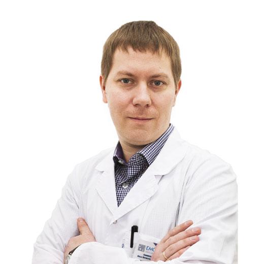 КАНИВЕЦ Илья, генетик, клиника ЕМС Москва