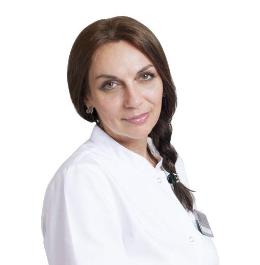 КУЗАН Елена, врач-рентгенолог, клиника ЕМС Москва