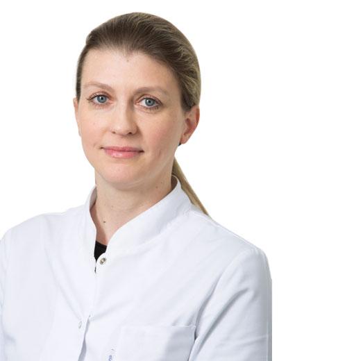 SPIRINA Marina, Radiologist, клиника ЕМС Москва