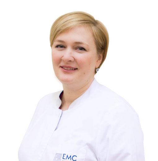 БЕЛОУСОВА Надежда, Акушер-гинеколог, репродуктолог , клиника ЕМС Москва
