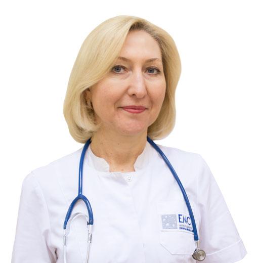 ЯКИМЕНКО Марина, Неонатолог, клиника ЕМС Москва