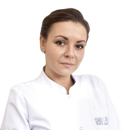 ГОРКУШ Кристина, Пластический хирург, клиника ЕМС Москва