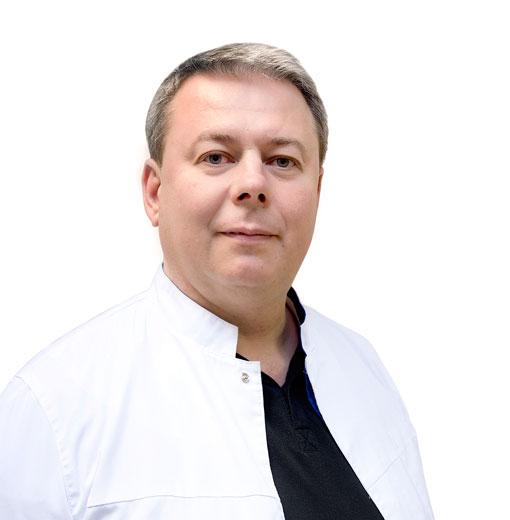 КЛИМОВ Владимир, Психиатр, психотерапевт, клиника ЕМС Москва