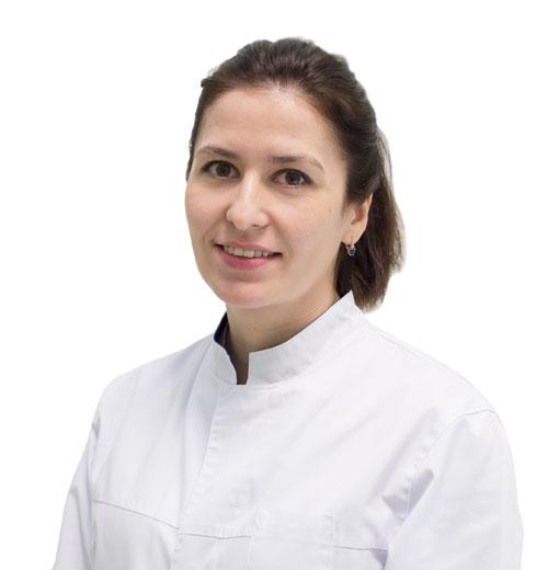 КАПКАЕВА Юлия, Анестезиолог-реаниматолог, клиника ЕМС Москва