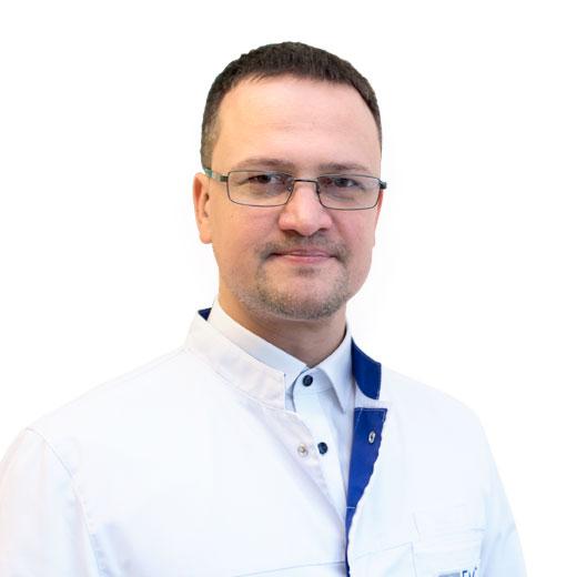 КОВАЛЕВ Александр, Оториноларинголог-хирург, клиника ЕМС Москва