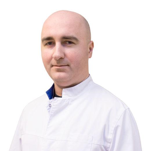 ОРЛОВ Георгий, Врач ультразвуковой диагностики, клиника ЕМС Москва