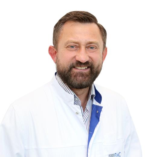 SLAVSKIY Aleksander, Otolaryngologist, клиника ЕМС Москва